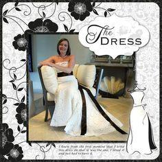 The Dress, love this idea