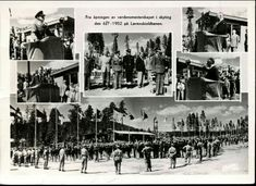 Oslo VM i skyting '52 på Løvenskjoldbanen. Utg Harstad forlag