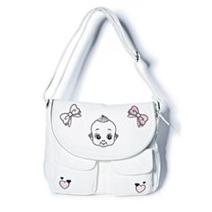 Sourpuss Clothing Doll Baby Nomad Purse | Dolls Kill