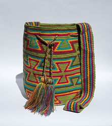 Julieta-The Wayuu Collection- Wayuu Bags Australia