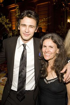 Angelo his mom? (James Franco and Betsy)