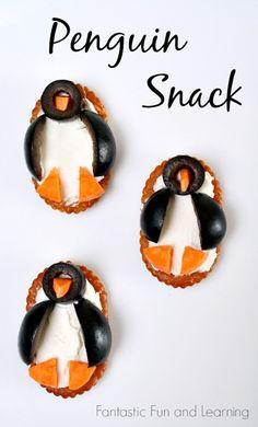 Wonderful DIY Cute Penguin Snacks | WonderfulDIY.com