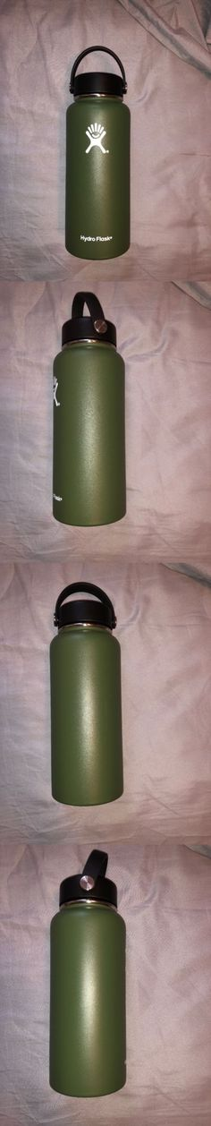 2695c5f47d Canteens Bottles and Flasks 181408: New Hydro Flask 32 Oz Olive Green -> BUY  IT NOW ONLY: $37 on #eBay #canteens #bottles #flasks #hydro #flask #olive #  ...