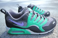 size 40 2e0c1 3a53f Nike Air Max Humara  Charcoal Medium Volt-Stadium Green-Anthracite  New  from Nike Sportswear for Fall Winter 2012 is a Charcoal Medium Volt-Stadium  ...