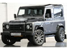 Land Rover -Defender