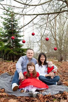 15 Christmas Family Pictures – Realistic Photography Design Art & Creative Tip Idea - Easy Idea (9)