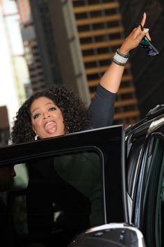 oprah everywhere