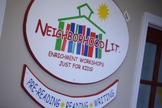 Neighborhood Lit, Colts Neck, NJ A one-of-a-kind learning center focused on creating an amazing experience where our students can learn and develop a lifelong love of reading and writing.Neighborhood Lit.'s innovative approach uses strategies that we created exclusively for our customers that use games and interactive activities to teach kids of all ages to become amazing readers and writers.
