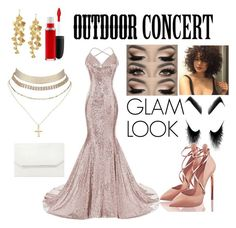 """""""Untitled #76"""" by mayaroger on Polyvore featuring BCBGMAXAZRIA, Tory Burch, Charlotte Russe and MAC Cosmetics"""