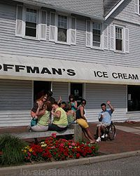 Hoffman's Ice Cream,Point Pleasant and Spring Lake NJ