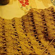 tejido de bufanda