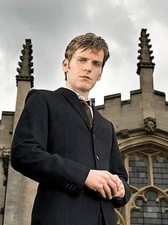 Shaun Evans as Morse in Endeavour