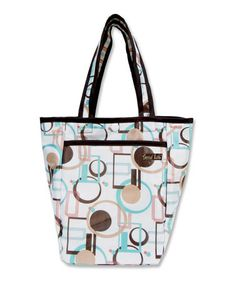 Take a look at this Brown Cocoa Dot Mini Diaper Bag by Trend Lab on #zulily today!$9.99, regular 18.00.  Sale ends in 2 days, 17 hours; or, in other words on Monday, June  9th in the afternoon. So if you're interested, get on it! :)