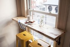 Café Inspired - 30 Small-Space Hacks You've Never Seen Before - Photos