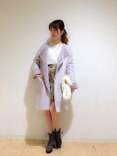 【池袋店】ムートンコート♡