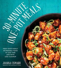 """Read One-Pot Meals Feed Your Family Incredible Food in Less Time and With Less Cleanup"""" by Jo Cismaru available from Rakuten Kobo. Flavorful and Fantastic Meals for the Whole Family, Fast What's better than meals? How about one-pot recipes? One Pot Meals, Easy Meals, Healthy Meals, Lunch Recipes, Cooking Recipes, Cooking Ideas, Dinner Recipes, Jo Cooks, Tandoori Masala"""