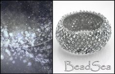 "Bracelet ""Stardust"" made by BeadSea"