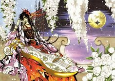 """Ashura from """"Tsubasa Reservoir Chronicle"""" by CLAMP"""