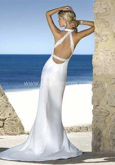 la playa weddings | ... : Vestido de novia para la playa , Vestidos de novia para la playa