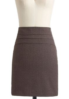 Chief Design Officer Skirt | Mod Retro Vintage Skirts | ModCloth.com - StyleSays