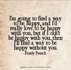 Ill find my way