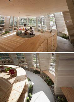 Peanuts Nursery School by UID Architects