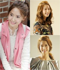 Girls' Generation's YoonA was chosen as the number one female star who reminds people of their first love.A community photo site, DC Inside, h… Im Yoon Ah, Yoona Snsd, Female Stars, Girls Generation, Eye Candy, First Love, Singer, Kpop, Actresses
