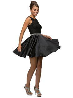 Dama Dress Style- QuinceDresses.com