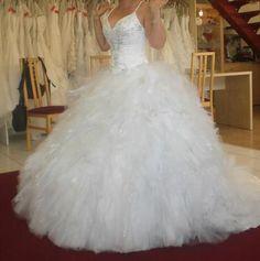 """Magnifique robe de mariée style """"princesse"""""""
