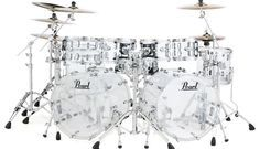 Crystal Beat By Pearl Drums