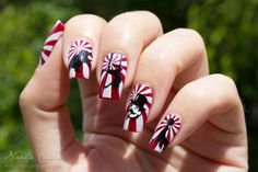 The Nailasaurus: Welcome to The Circus from Nailz Craze