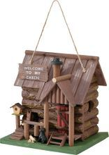 Cabela's: Lodge Wood Houses