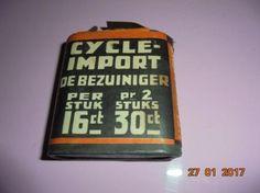 Batterij technica 6,5 x 2 x 2 cm verzendkosten € 3,12 voor kop(170127-2)