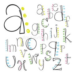 Photo about Black colorful alphabet lowercase letters.Hand drawn written with a soft watercolor paint brush chalk pencil. Illustration of grunge, expressive, logo - 63342277 Doodle Fonts, Doodle Lettering, Lettering Styles, Chalk Typography, Chalkboard Lettering, Font Styles, Lettering Tutorial, Fonte Alphabet, Script Fonts