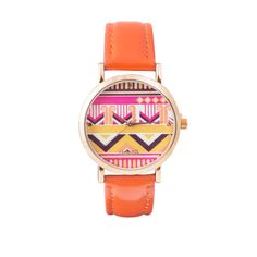 Buy Aztec Party Wrist Watch Online - Chumbak