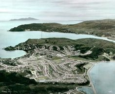 This page gives a short history of the Austrian State Houses in Titahi Bay. Titahi Bay is a seaside suburb in Porirua City. Historical Sites, Seaside, History, City, Water, House, Outdoor, Image, Water Water