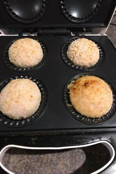 Discover recipes, home ideas, style inspiration and other ideas to try. Mini Pie Recipes, Waffle Maker Recipes, Apple Recipes, Chicken Recipes, Pureed Food Recipes, Cooking Recipes, Cooking Food, Breville Pie Maker, 3 Ingredient Chicken