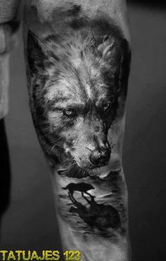 El lobo y su realismo