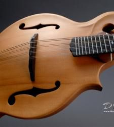 2007 Weber Gallitin - Mandolin at Dream Guitars