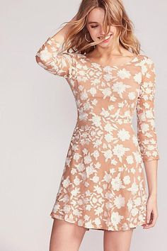 Temecula Bow Back Mini Dress