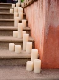 Candle grouping for