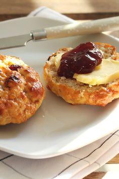 Panecillos para el desayuno