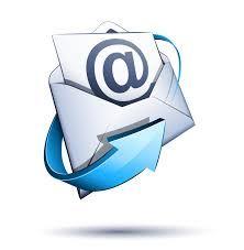 23. Steeds vaker gebruik je de computer om te e-mailen. Dat is de moderne vervanger van de post. Dit gaat ook via het internet. Het bedrijf waarbij jij een abonnement hebt lopen zorgt ervoor dat jouw e-mailtje bewaard blijft totdat de ontvanger heb gelezen heeft.