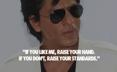 12 Witty Quotes From Shahrukh Khan That Prove He Is The King Of Come-Backs #Likeabaws