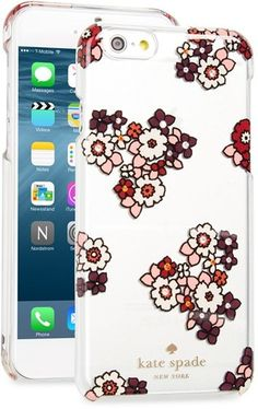 kate spade new york jeweled burst iPhone case (6/6s & 6/6s Plus)