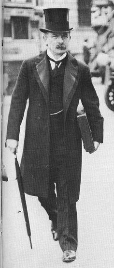 7c3b9977aa67a Judge Nelson Kincaid in The Calling of Ella McFarland ... David Lloyd  George of