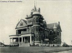 Mrs. W. T. Scott Home, 1902, Fort Worth