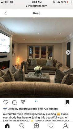 Dfs loch leven Conservatory Extension, Elegant Living Room, Dfs, Hair Colour, Room Ideas, Lounge, Cottage, Home, Decor