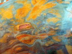 I'm Just a Dirty Old Rockhound: RARE Watercolor Jasper, Malheur County, Oregon - Rockhounding Oregon
