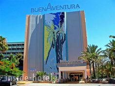Buenaventura Hotel - Playa Del Ingles, Gran Canaria. Great family holidays and memories of our amazing Grandparents.